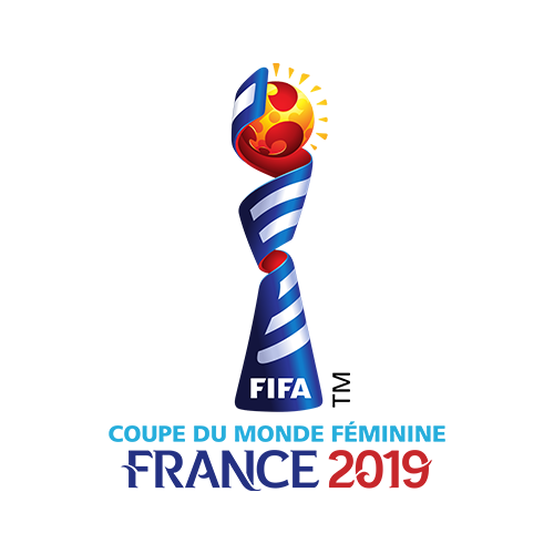 Logo Women's world cup FRANCE 2019