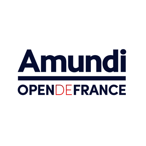 Logo Amundi Open De France de golf 2019