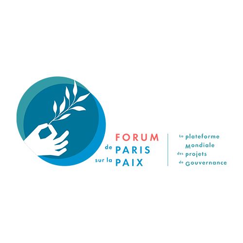 Logo PARIS PEACE FORUM